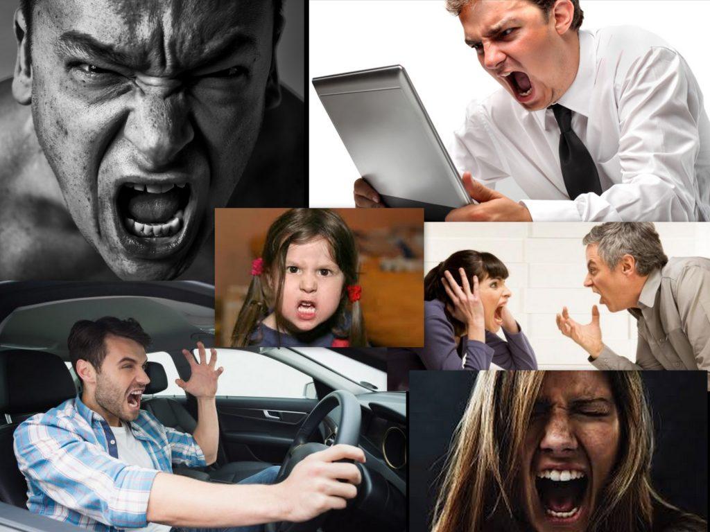 Какво е гневът и как да се справя с него